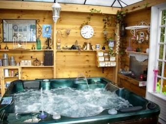 Le meilleur endroit pour positionner un spa?