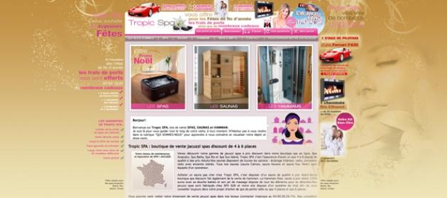 Octobre 2010 Découvrez la nouvelle gamme de spa