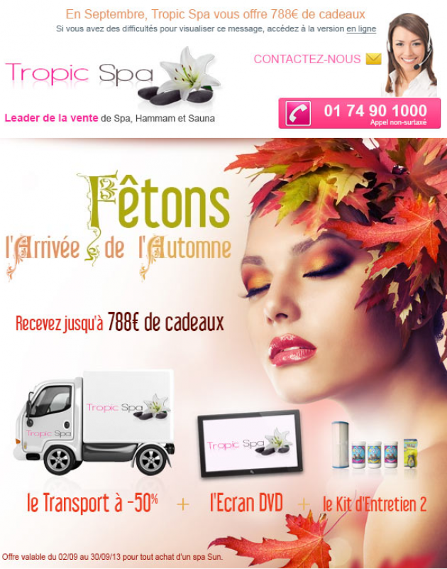 Newsletter Septembre 2013