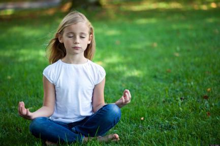 La position et la respiration pour être zen