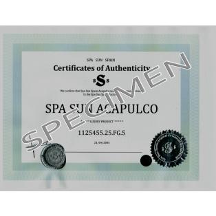 Spas Acapulco (6 places)
