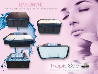 Spas TP505 (6 places)